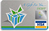 VISA Gift Cards from Catholic Federal Credit Union