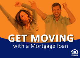Get Moving with a Mortgage Loan