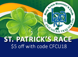 St. Patricks Race Bay City Runners Club